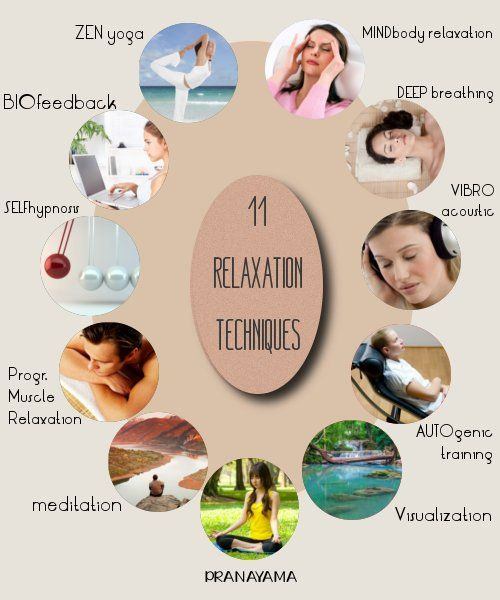 relaxation techniques exercises