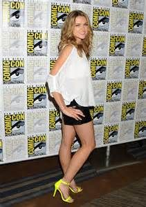 Erin Richards. I met her at Wizard World Comic Con. She is very sweet
