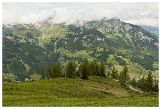 Wow, what a view! #mountain #austria