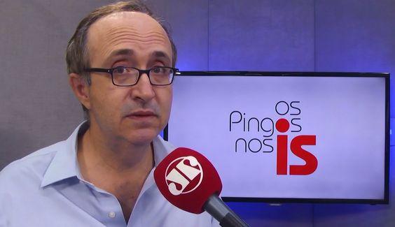 Reinaldo Azevedo explica decisão de soltar senador Delcídio do Amaral