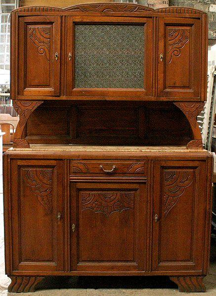Buffet deux corps 1940 meubles de style pinterest for Estimation meubles anciens gratuite