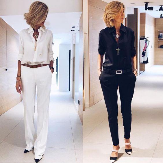 White or black? @susirejano 🔝via @be__classy__ 🔝☑️ . .… - #beclassy #Black #susirejano #White