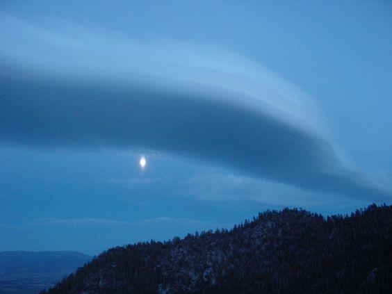 Evening in Tahoe...
