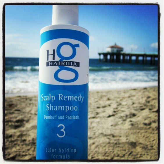 Hair Gia Scalp Remedy Shampoo will cure dry hair & dandruff...or your money back!