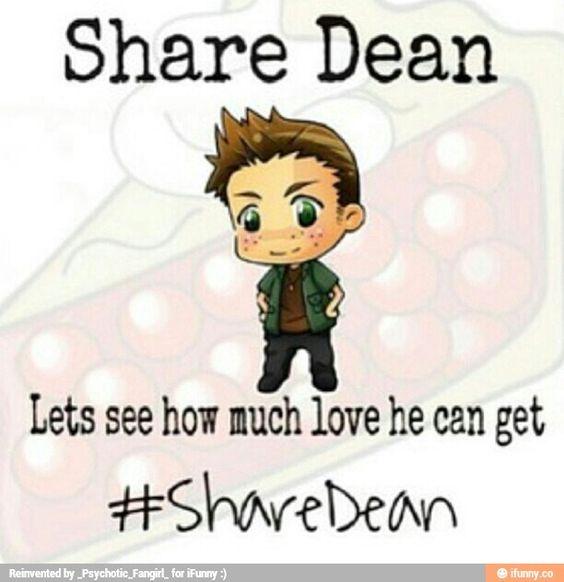 #sharedean