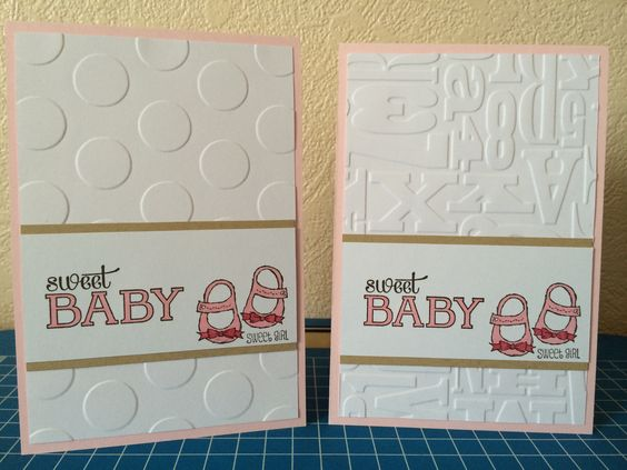 Baby Cards!