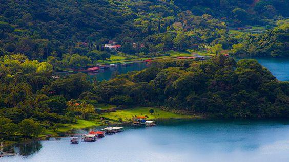 Lago Coatepeque - El Salvador