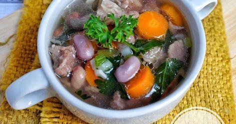 Resep Sup Daging Kacang Merah Oleh Susi Agung Resep Resep Sup Sup Daging Kacang Merah