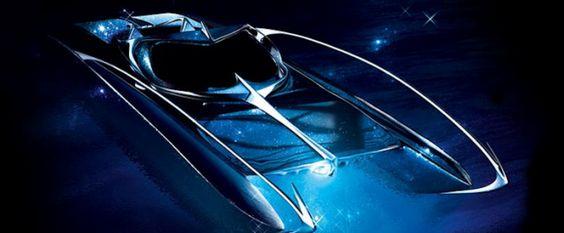 Thierry Mugler Spire Boat