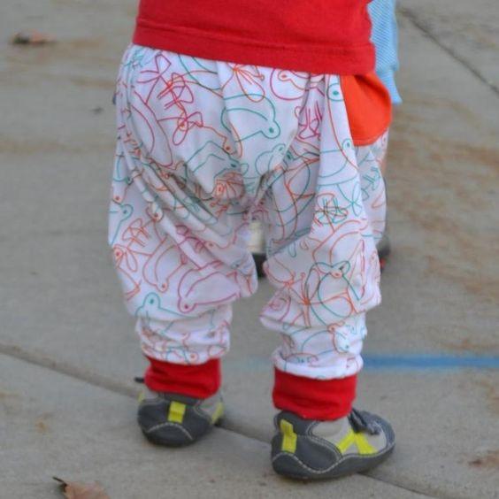 (9) Name: 'Sewing : Harem Pants and Shorts Pattern