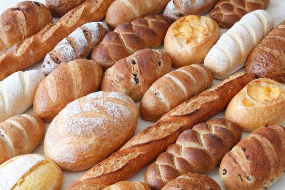 「日本生まれのパン」の画像検索結果