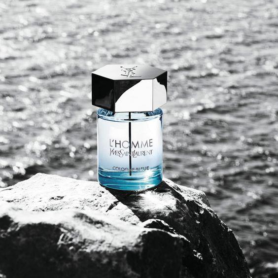 L'Homme Cologne Bleue d'Yves Saint Laurent