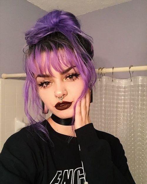 Pin By Lia Collins On Hair Girl Hair Colors Hair Styles Aesthetic Hair