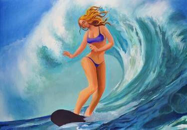 surf goddess number one
