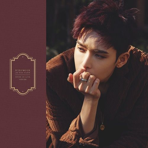 Ryeowook – DRUNK ON LOVE – The 2nd Mini Album