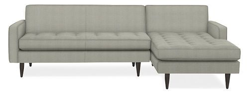 retro modern sectional