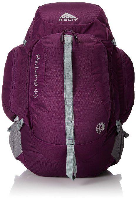 Amazon.com : Kelty Women's Redwing 40-Liter Backpack, Blackberry : Internal Frame Backpacks : Sports & Outdoors