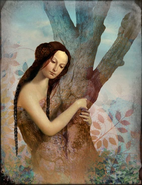 Embraced Art Print by Catrin Welz-Stein | Society6: