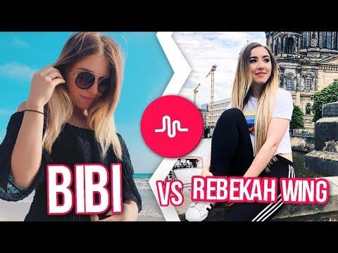 youtube rebekah wing