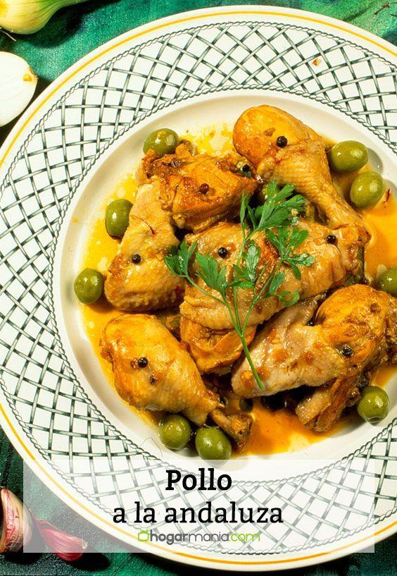 Receta De Pollo A La Andaluza Karlos Arguiñano Pollo Recetas Saludables Recetas Con Pollo