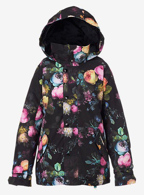 Burton Girls' Echo Jacket | Burton Snowboards Winter 16