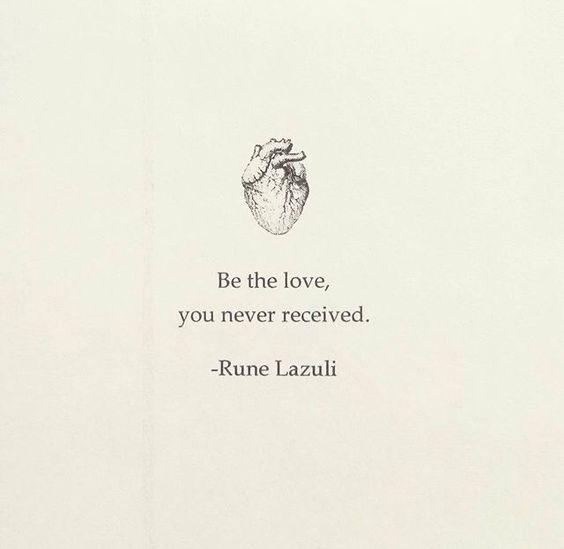 Quote by my friend Rune LAzuli