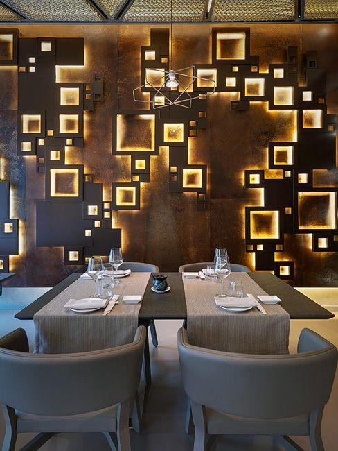 sushi restaurant architects italian interiors italia milan the picture ...