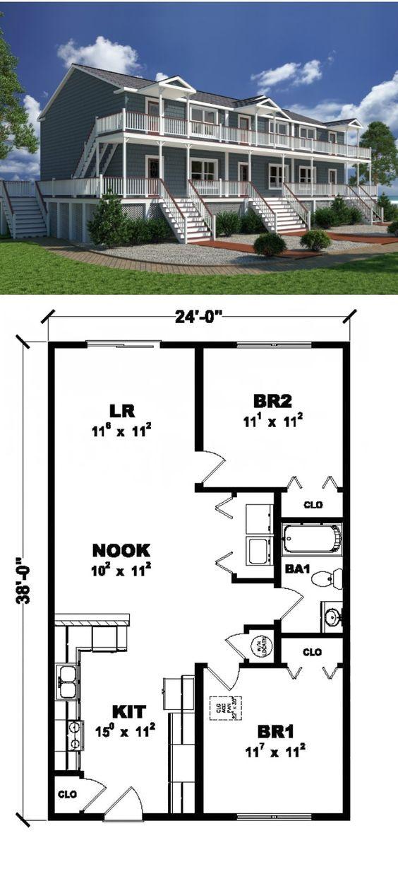 The Inlet Harbor 912 Sq Ft Per Unit Apartment Multi