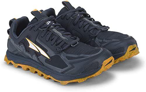 Altra AL0A4PE5 Men/'s Lone Peak 4.5 Shoes Black