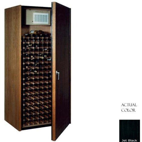 Vinotemp Vino-440-b 280 Bottle Wine Cellar - Black by Vinotemp. $3089.00. Vinotemp VINO-440-B 280 Bottle Wine Cellar - Black. VINO-440-B. Wine Cellars. Vinotemp Wine Cellars are all-in-one wine storage solutions hand-crafted with domestic woods in Southern California. They maintain an ideal environment for both short-term storage and long-term aging for all types of wines keeping the temperature at 55 degrees and level of humidity at 50-70 , much like the cool caves used to st...
