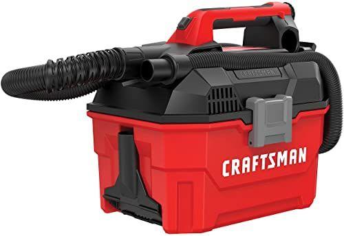 New Craftsman V20 Cordless Shop Vac 2 Gallon Wet Dry Tool Only Cmcv002b Online Shopping Bestsellersoutfits In 2020 Wet Dry Vac Shop Vac Wet And Dry