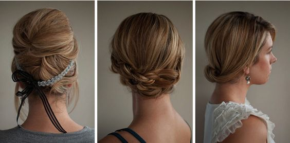 Oh the lovely things: Search results for hairstyles