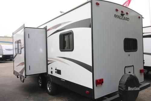 2018 Heartland Mallard M245 Exterior Cooling And Heating