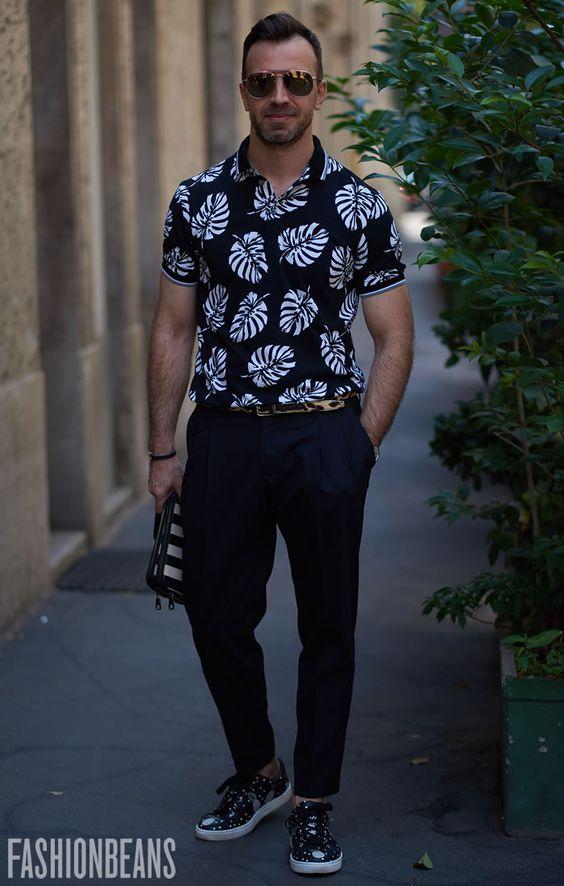 30代40代黒ポロシャツ海外メンズコーデSee the latest men's street style photography at FashionBeans. Browse through our street style gallery today - updated weekly.