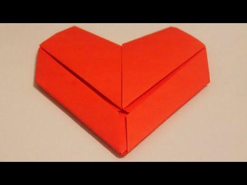 Cómo Doblar Tus Cartas En Forma De Corazón Floritere 2014 Youtube Carta De Corazon Corazón De Papel Corazones De Papel 3d