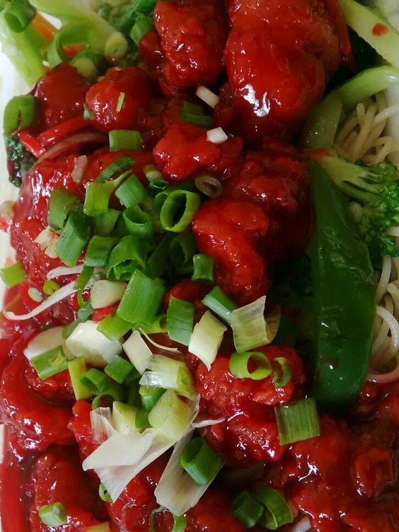 Sweet & Sour Chinese Chicken