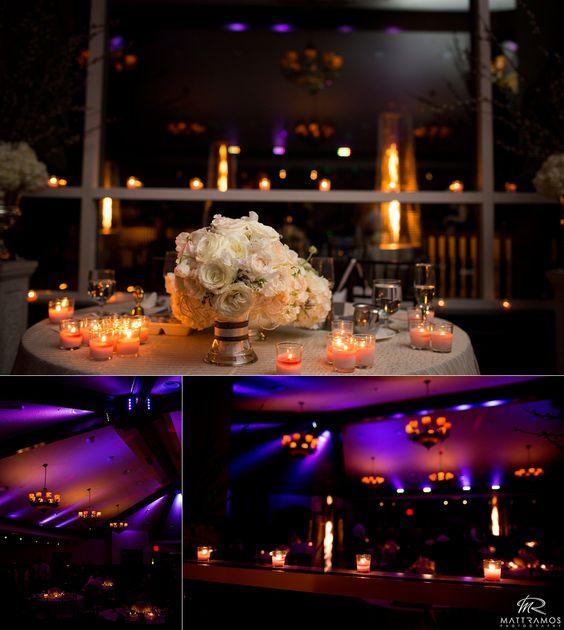 Saratoga National Wedding Reception Details © Matt Ramos Photography: Potential Photographer?
