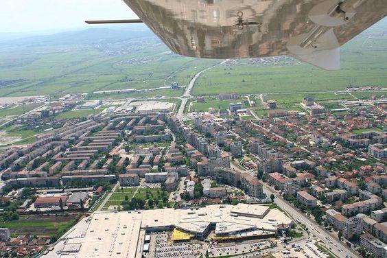 >30 de poze cu Oradea din avion - Mai 2011