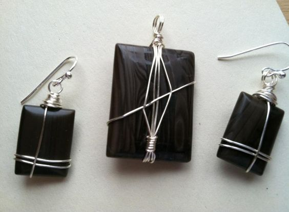 Some fun wire wrapping I did...