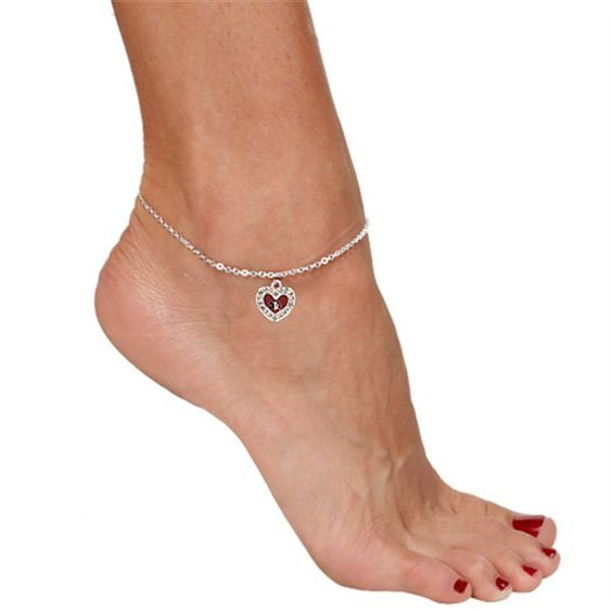 FSU Ankle Bracelet