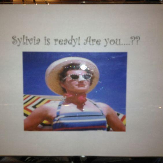 Sylvia!!!