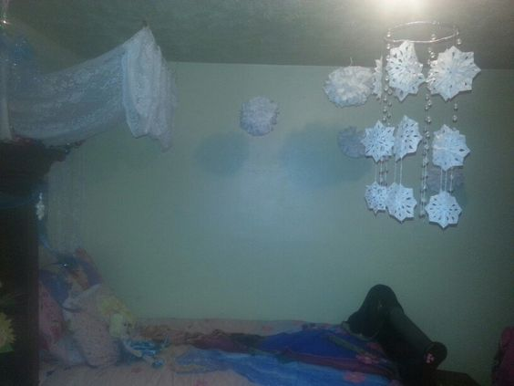 Started decorating my lil princess' room