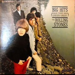 ROLLING STONES Big Hits High Tide And Green by Beats45Records