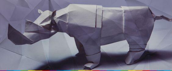 Maravilloso Origami – Paper on Paper de Marc Fichou