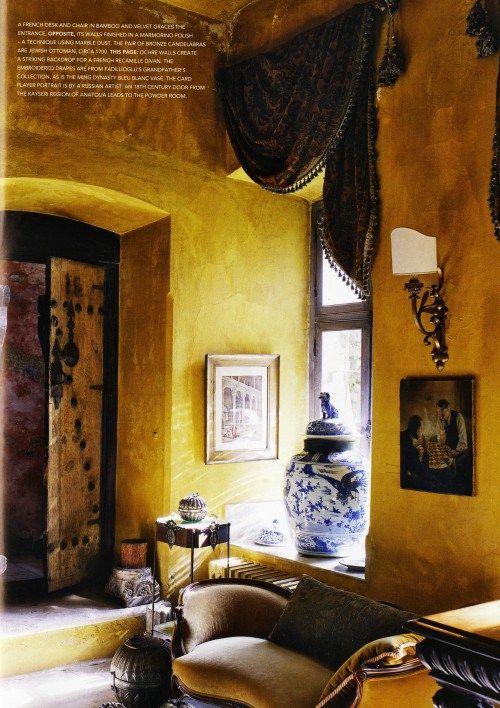 sehr tolles design von wohnzimmer grelle wandfarben Wandfarbe gelb