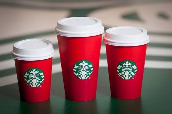 #Starbucks - #RedCups Return with Starbucks #Holiday #Beverages