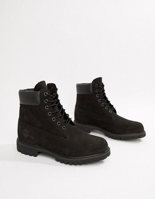 discapacidades estructurales especial para zapato más fotos Botas negras clásicas de 6