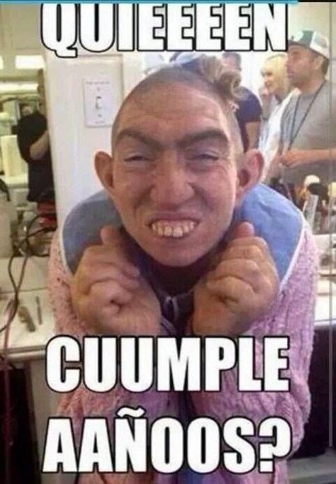 Memes De Feliz Cumpleanos Graciosos Para Whatsapp Imagenes Con Frases Bonitas Funny Spanish Memes Funny Picture Quotes Happy Birthday Funny