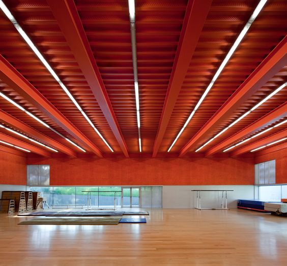 Galeria de Escola Secundária Garcia da Orta / Bak Gordon Arquitectos - 11