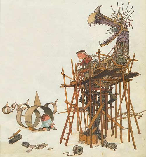 Illustration s'il vous plaît: Philippe Fix